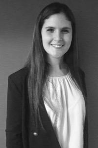 VICTORIA HAVRANEK : Auxiliar de Relaciones Internacionales del Instituto Nacional de Logística desde agosto de 2016.