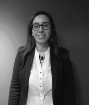 LIC. MARÍA VALENTINA LEIVAS : Responsable de Proyectos del Instituto Nacional de Logística desde abril de 2017.