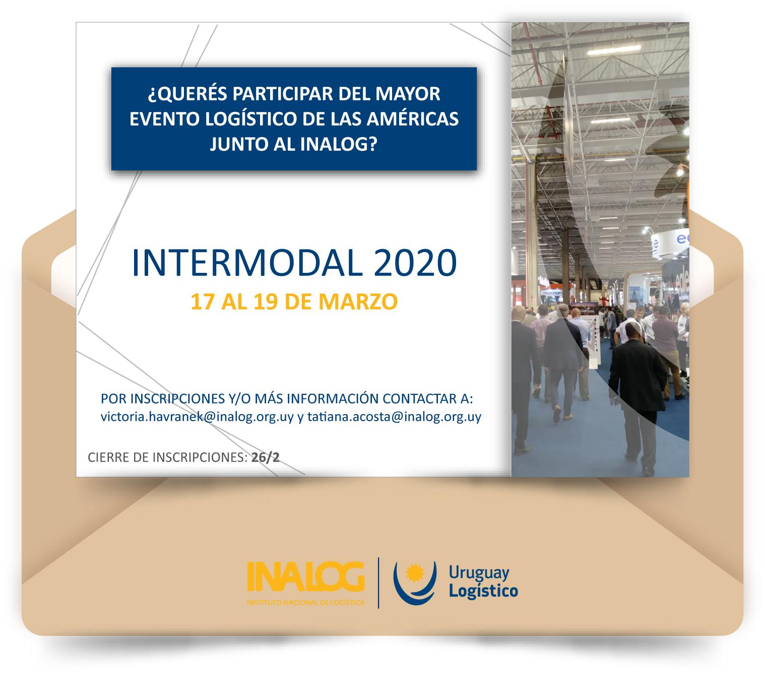 Invitación 2 INTERMODAL 2020